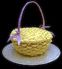 Mothering Sunday Lemon Flavoured Basket Cake